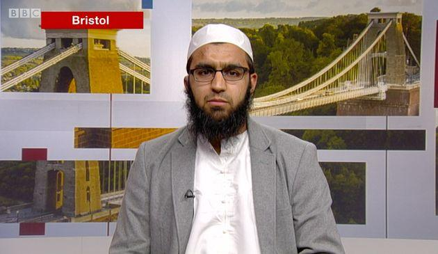 Abdullah Patel, from Gloucester, challenged the Conservative leadership candidates over Islamophobia in Britain.