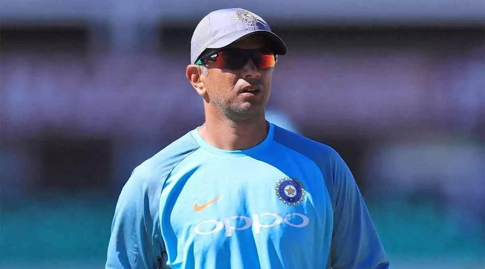 Rahul Dravid likely to be interim coach for home series against New Zealand