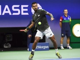 Sumit Nagal dedicates his Davis Cup win over Pakistan to Indian Armed Forces