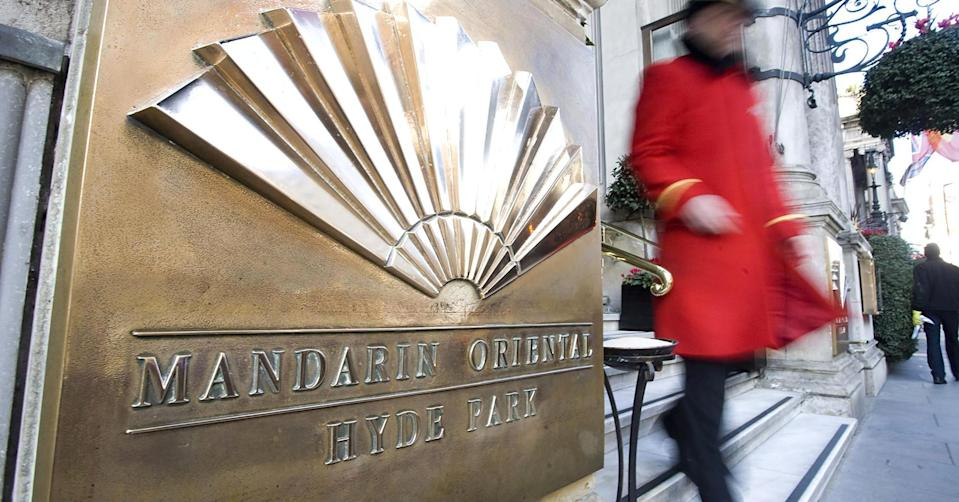The Mandarin Oriental Hotel Group suffered a security breach that exposed customer's credit card data, according to a new report.
