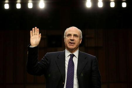 FILE PHOTO: Hermitage Capital CEO William Browder is sworn-in before a continuation of Senate Judiciary Committee hearing
