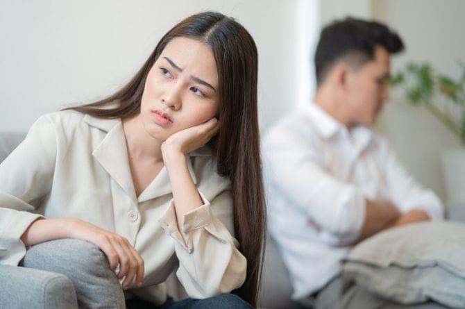 what causes lack of communication in marriage