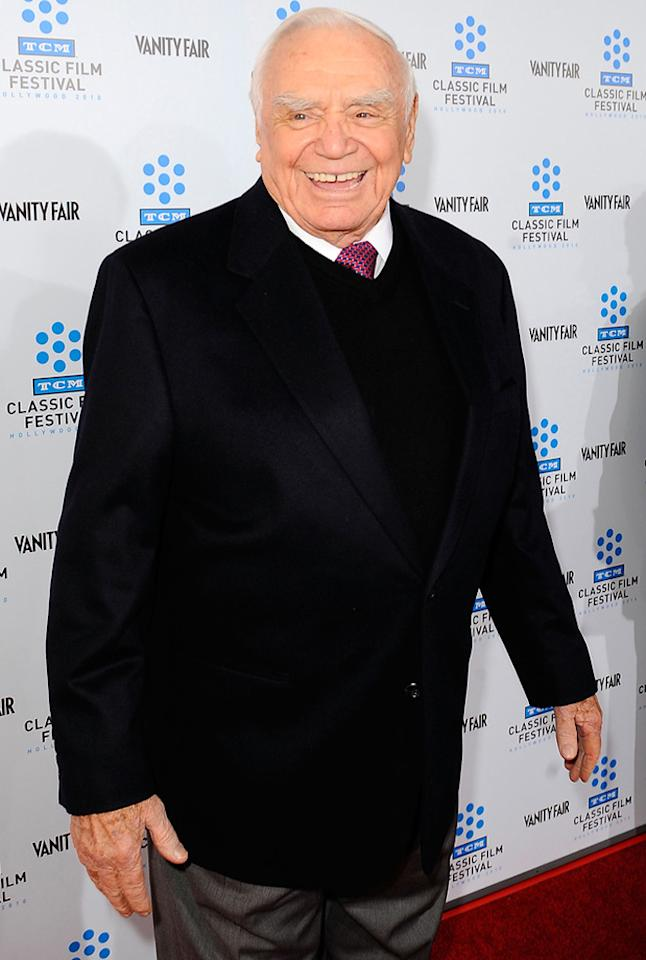 "January 24: Ernest Borgnine turns 94 Michael Caulfield/<a href=""http://www.wireimage.com"" target=""new"">WireImage.com</a> - April 22, 2010"