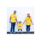 """<p>Here's a costume you can get the whole family in on. Just print the Play-Doh logo, attach it to a yellow T-shirt, and glue a colored frisbee onto a headband. </p><p><a class=""""link rapid-noclick-resp"""" href=""""https://parenthoodbabystyle.com/last-minute-family-halloween-costumes/"""" rel=""""nofollow noopener"""" target=""""_blank"""" data-ylk=""""slk:GET THE TUTORIAL"""">GET THE TUTORIAL</a></p><p><a class=""""link rapid-noclick-resp"""" href=""""https://www.amazon.com/Sea-View-Treasures-Low-Cost-Colorful/dp/B07JQG42FJ/?tag=syn-yahoo-20&ascsubtag=%5Bartid%7C10072.g.33547559%5Bsrc%7Cyahoo-us"""" rel=""""nofollow noopener"""" target=""""_blank"""" data-ylk=""""slk:SHOP FRISBEE"""">SHOP FRISBEE</a></p>"""