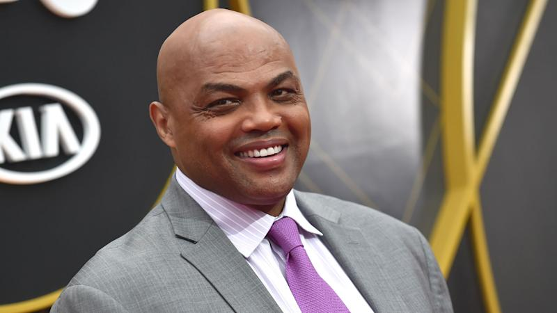Charles Barkley takes his bold Lakers-Trail Blazers playoff prediction to another level