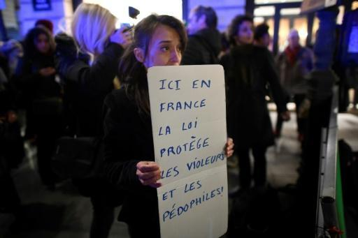 <p>French consent law in the dock over sex with 11-year-olds</p>