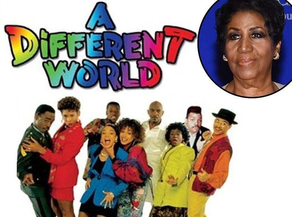 TV Theme Songs - A Different World, Aretha Franklin