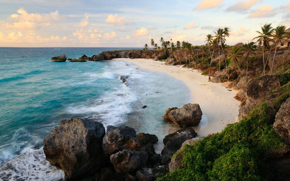 Barbados has offered incentives for Brits to work from the island