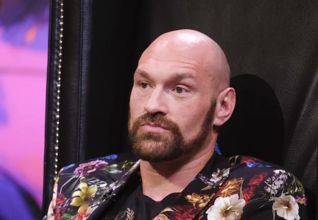 Could Tyson Fury hang up his gloves in just a few years? (Photo by RINGO CHIU/AFP via Getty Images)