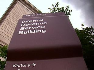IRS building: Credit AP