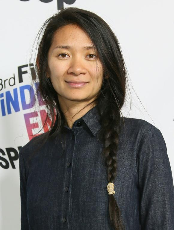 Director Chloe Zhao has a complicated relationship with her home country China