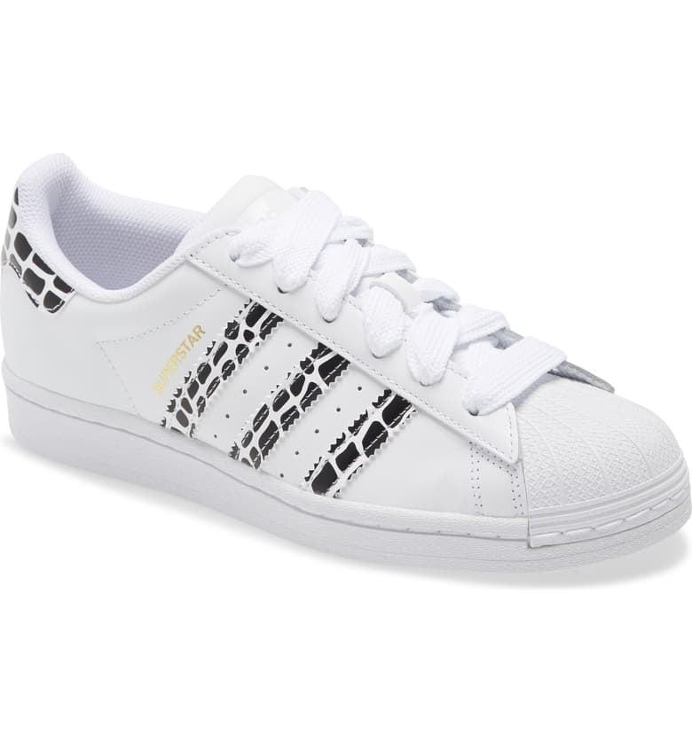 <p><span>adidas Superstar Sneakers</span> ($47, originally $90)</p>