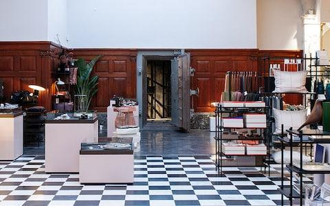 Stop by the new Paustian store in the city centre for design-forward goodies