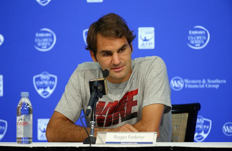 Tennis - Federer wins 300th Masters match