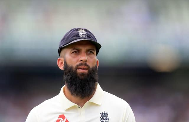 Moeen Ali is not available to return to Test cricket yet (Mike Egerton//PA Images).