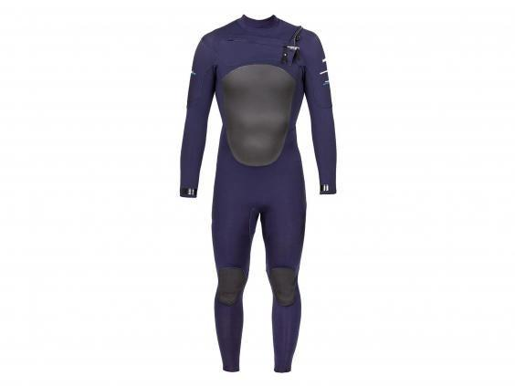 This eco-friendly wetsuit kept us warm, dry and comfortable (Finisterre)