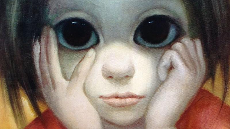 How to do 'Big Eyes' makeup for Halloween because dolls are delightfully creepy