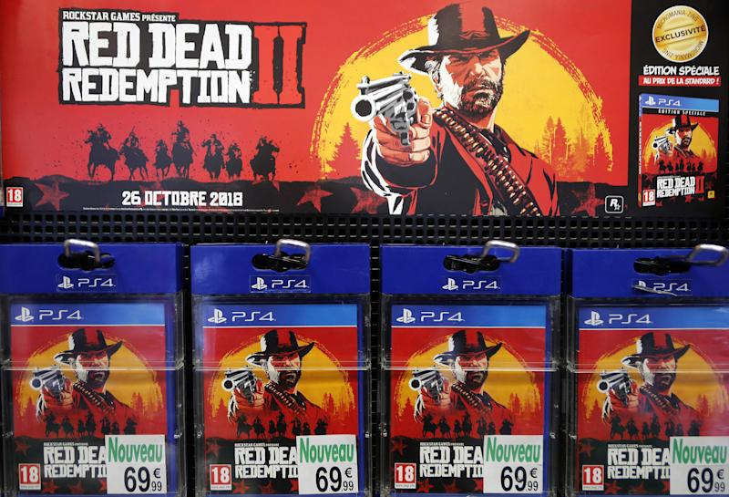 Take-Two Climbs as Conservative Views Good Enough for Street