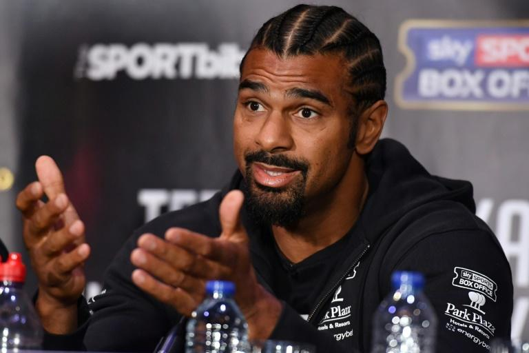 British boxer David Haye, the former world heavyweight and cruiserweight champion, is the favourite in the bout against Britain's Tony Bellew