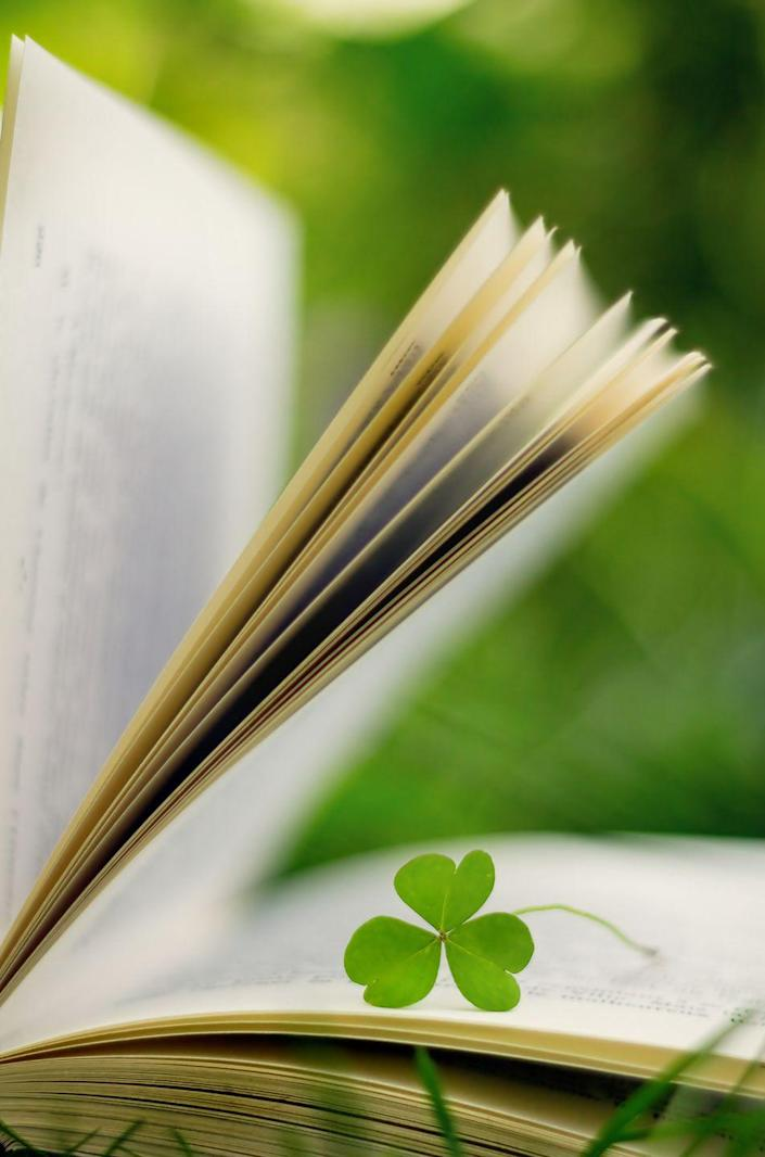 """<p>If you truly want the luck of the Irish, there's nothing luckier than reciting an Irish blessing out loud. Better yet, you can even dive into a book of Irish poems for some words of wisdom.</p><p><strong>RELATED: </strong><a href=""""https://www.goodhousekeeping.com/holidays/g4959/st-patricks-day-quotes/"""" rel=""""nofollow noopener"""" target=""""_blank"""" data-ylk=""""slk:25 Best St. Patrick's Day Quotes to Celebrate All Things Irish"""" class=""""link rapid-noclick-resp"""">25 Best St. Patrick's Day Quotes to Celebrate All Things Irish</a></p>"""