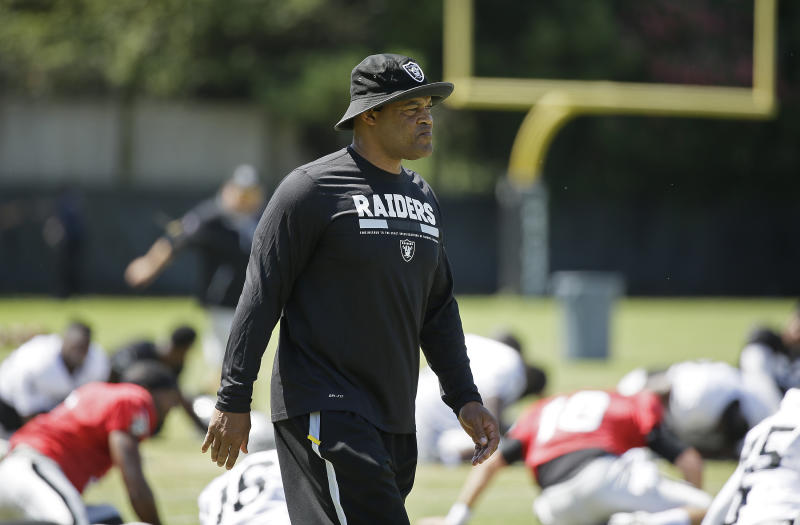 Seahawks hire Ken Norton Jr. as defensive coordinator, according to wife