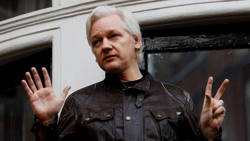 WikiLeaks has a new editor because Julian Assange has no access to the internet