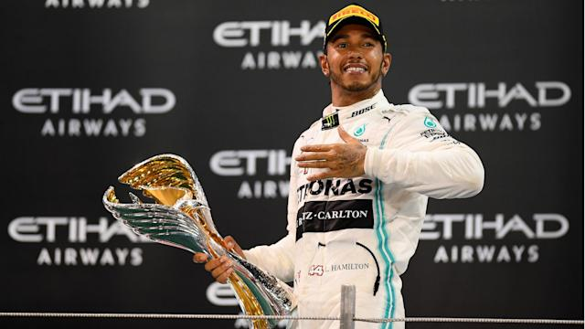 After collecting his F1 drivers' title in Paris, Lewis Hamilton discussed the bigger challenge he expects to face next year.