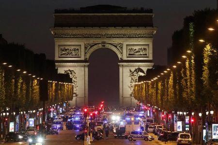 Paris terror attack: Hunt on for second suspect