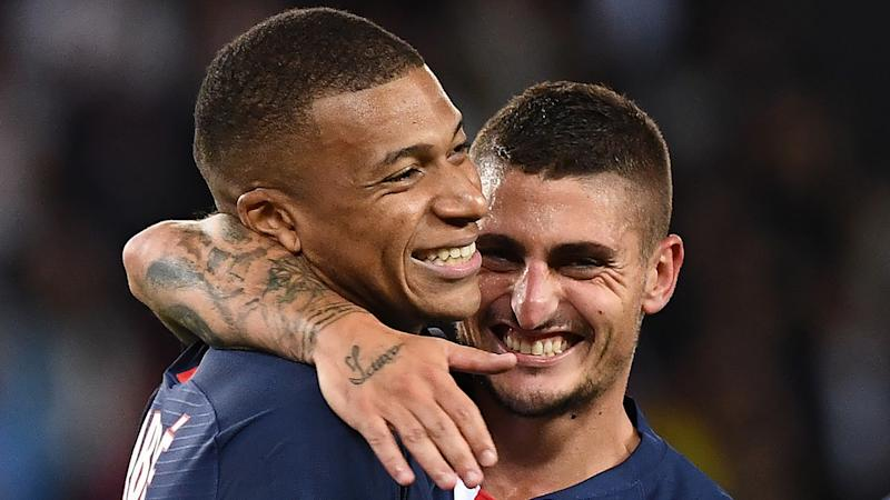 Verratti ready for 'most important 90 minutes of our lives' in Champions League final