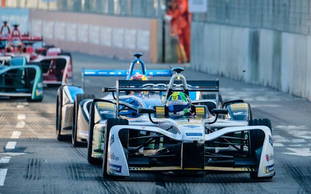 Motor racing's regulator, the Fédération Internationale de l'Automobile (FIA), has an option on a 20pc stake in the electric-powered Formula E series, it has been revealed - Getty Images AsiaPac