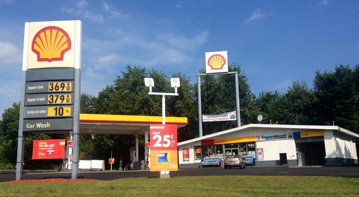 Royal Dutch Shell RDS.A RDS.B