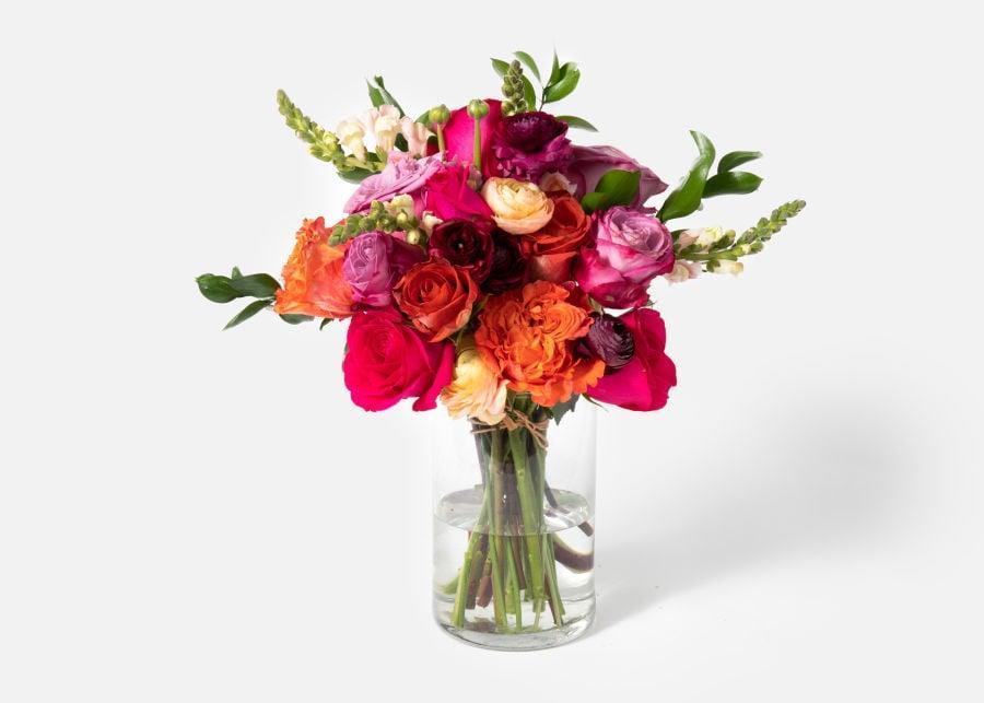 <p>Add a little joy to their home with this <span>UrbanStems Double The Carnivale</span> ($112).</p>