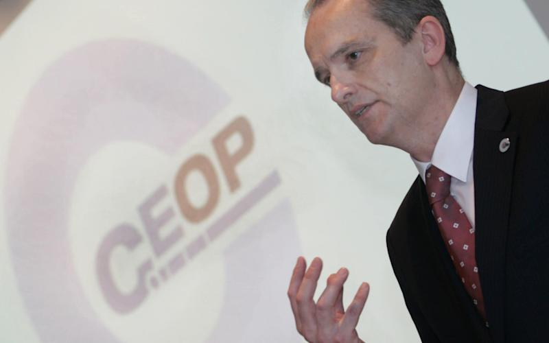 Peter Davies, former head of CEOP - www.alamy.com