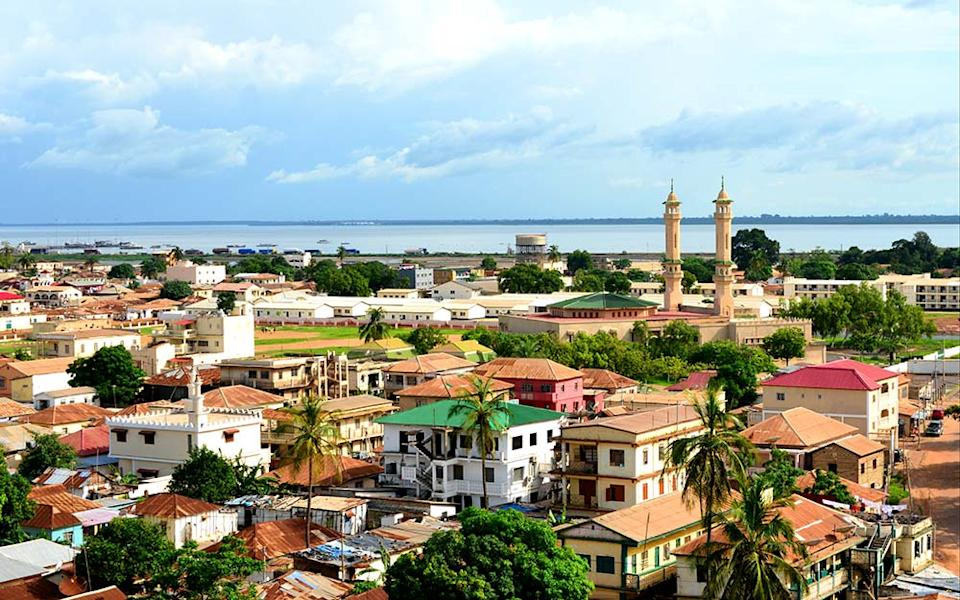 New roads into the interior from The Gambia's breezy coastal capital, Banjul, led to centuries of river travel withering away - GETTY
