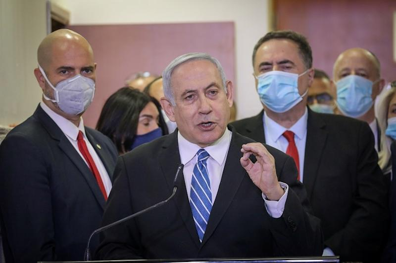 Defiant PM Benjamin Netanyahu Goes on Trial in Israel Charged with Corruption