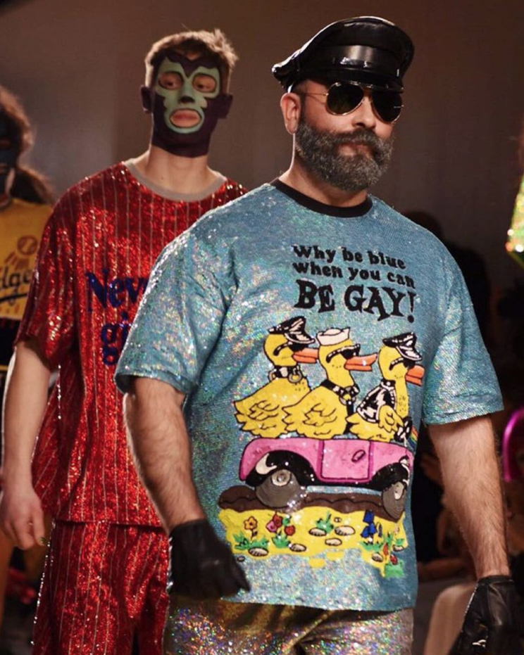 Why Are So Many Fashion Designers Gay