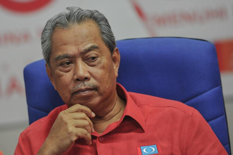 Muhyiddin said some of the former Umno members who became PPBM have been sincere, but said PPBM will continue to monitor them. — Picture by Shafwan Zaidon