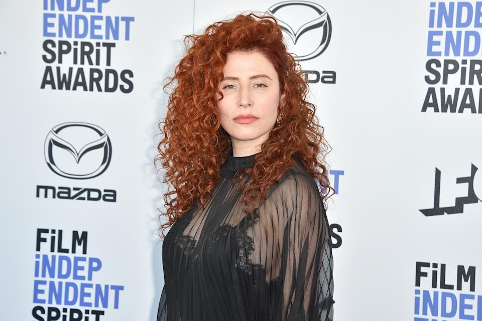 Alma Har'el attends the Film Independent Spirit Awards on February 08, 2020. (Photo by David Crotty/Patrick McMullan via Getty Images)