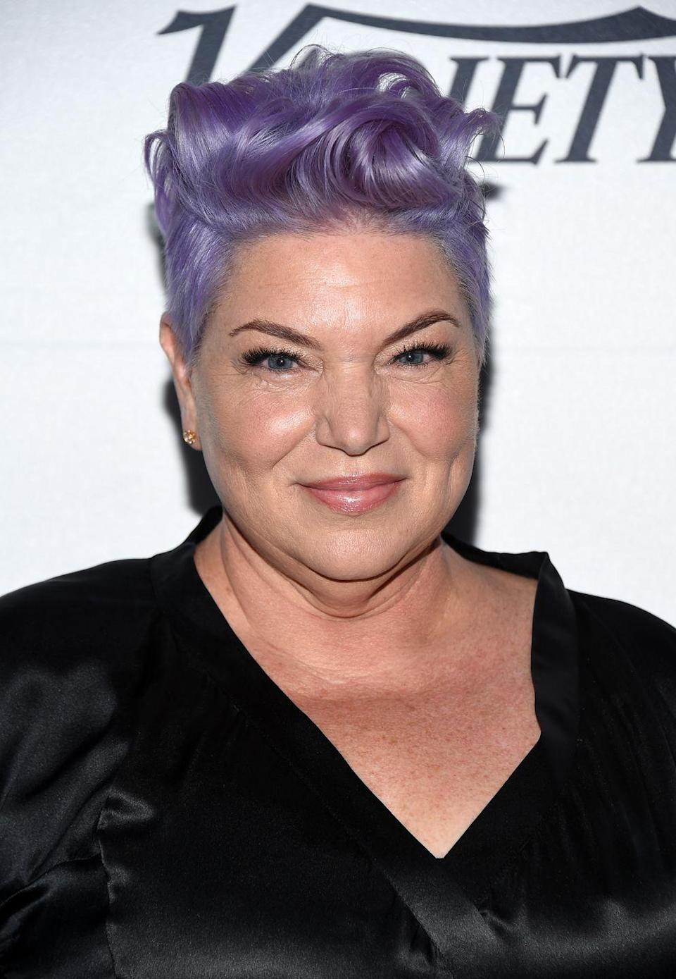 "<p>Now 53, Cohn's now rocking some <a href=""https://www.goodhousekeeping.com/beauty/hair/a33631/what-is-colombre-hair-trend/"" rel=""nofollow noopener"" target=""_blank"" data-ylk=""slk:cool purple hair"" class=""link rapid-noclick-resp"">cool purple hair</a>. If you're wondering why you haven't seen her on the small screen for a while, it's because she's doing work behind-the-scenes. From 2002 to 2015, Cohn voiced Velma Dinkley for the <em>Scooby Doo</em> franchise.<br></p>"