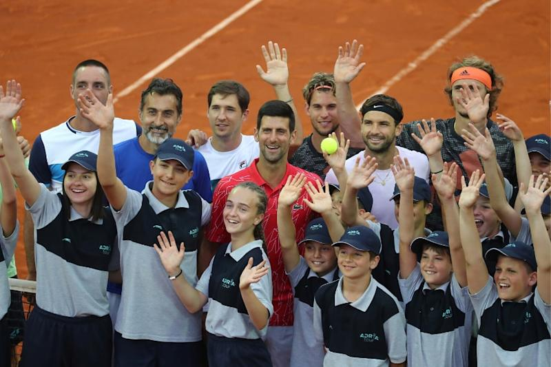 Embarrasment for Novak Djokovic's Charity Tennis Event as Montenegro Leg Cancelled Over Covid-19 Rules