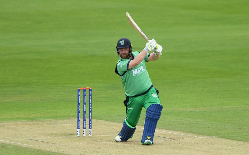 Paul Stirling of Ireland - GETTY IMAGES