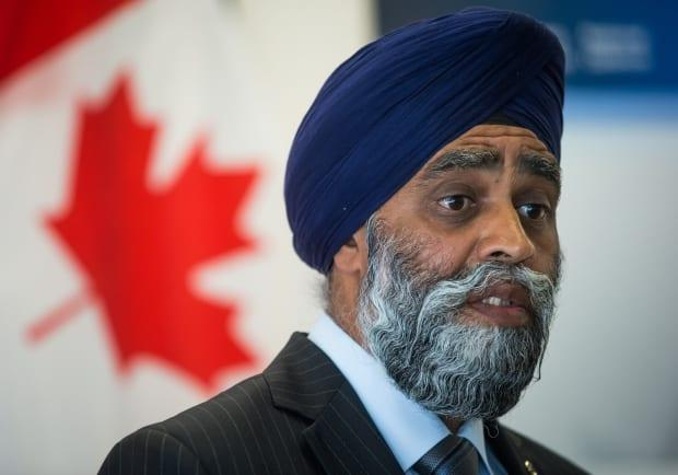 Sajjan grilled over delay in protecting victims' rights in military law