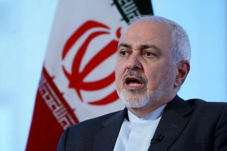 British claim about Iran trying to stop oil tanker is worthless: Iran foreign minister