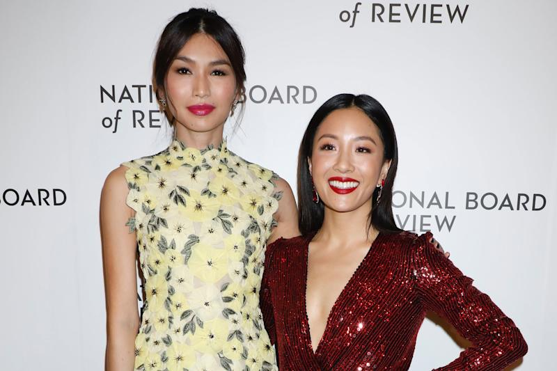 Gemma Chan Clarifies That 'Liked' Tweet About Constance Wu Being 'Mean-Spirited'