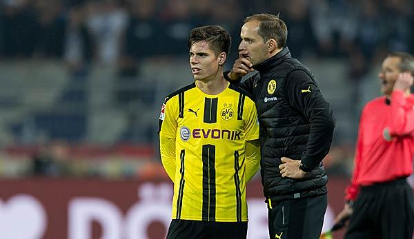 Bundesliga: BVB-News: Thomas Tuchel will wohl Julian Weigl zu PSG holen