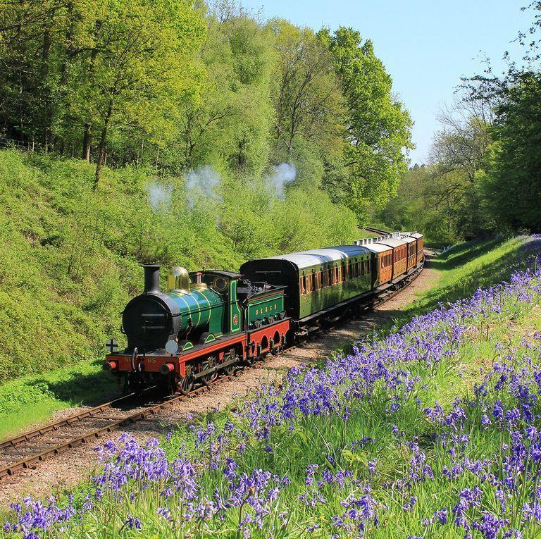 Photo credit: Bluebell Railway