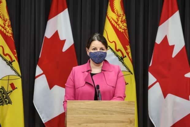 Submitted by the Government of New Brunswick