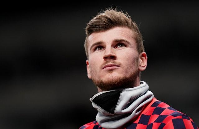 RB Leipzig's Timo Werner