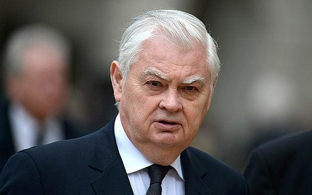 Former Cabinet Minister Lord Norman Lamont - 2013 Getty Images