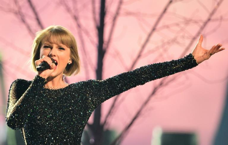 Taylor Swift -- seen here performing at the 2016 Grammys -- will again be on stage this time around, and has six nominations